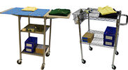Mobile Utility Work Carts