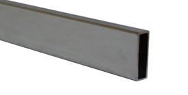 "24"" Rectangular Tube Chrome"