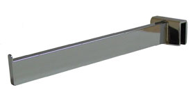 "12"" Rectangular Faceout For Rectangular Tube"