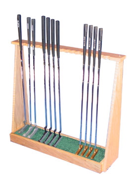 The Farmington Putter Display
