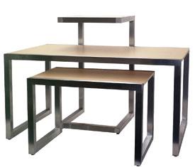 Alta Large Display Table Alta Retail Display System