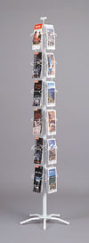 Revolving Rack - Multi-Use 24 Pocket Spinner Rack