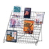Magazine Rack - 6 Shelf