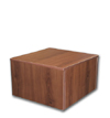 Small Wood Pedestal - Cherry