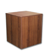 Medium Wood Pedestal - Cherry