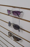 3 Level Slatwall Eyewear Display Saddle