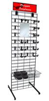 Slatgrid Sunglass Display