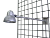 Gridwall Display Light - Silver