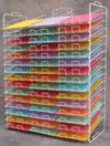 Paper Rack - 45 Slot