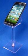 "Cell Phone Display Pedestal - 6""H"