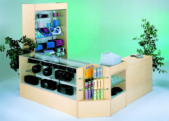 Retail Display Cases and Showcases