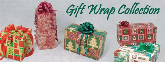 Gift Wrap and Wrapping Paper