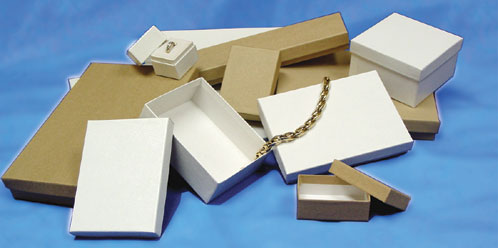 Jewelry Boxes and Packaging