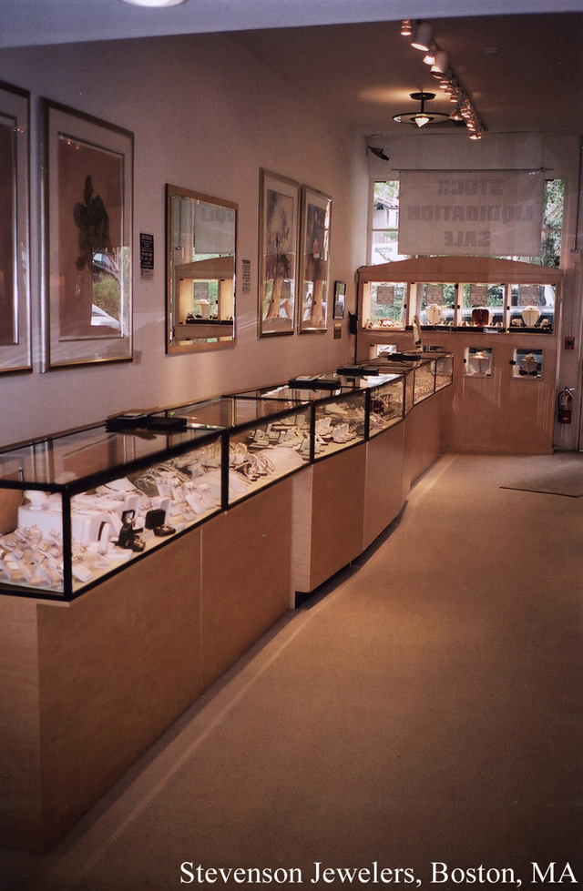 jewelry store displays    shop by retail type    palay display